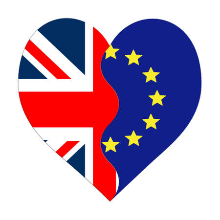 jack of hearts: Europe and United Kingdom referendum - stay in love heart