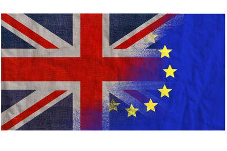UK EU vote, referendum. Voting date June 2016. Reklamní fotografie