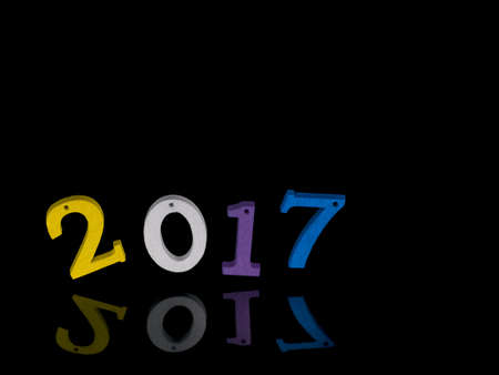 precarious: New year 2017. Jolly or teetering, uncertainly or precariously balanced.