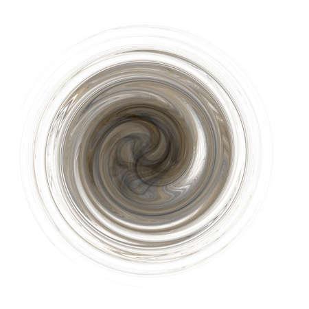 Fractal element, whirl, rotation. Reklamní fotografie