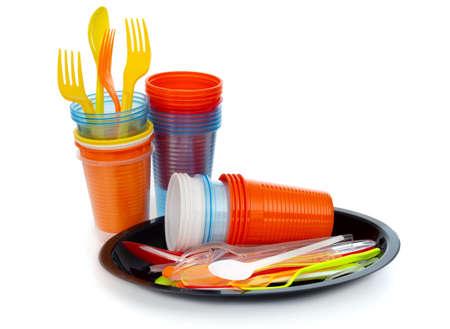 Plastica monouso, direttiva europea UE per aiutare l'ambiente.
