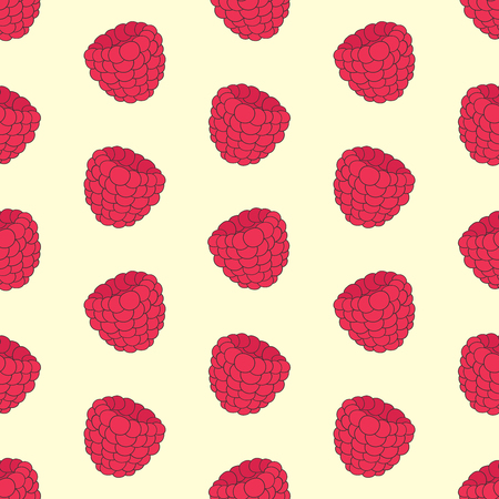 color separation: Seamless background Juicy bright raspberry pink.