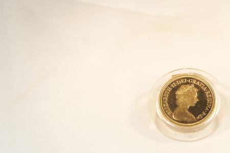 sovereign: Gold Sovereign