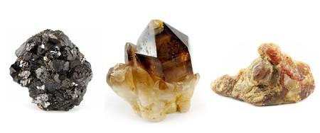 plumbum: galenite quartz and jasper