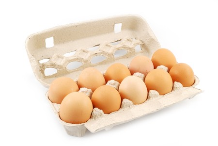 pack of eggs photo