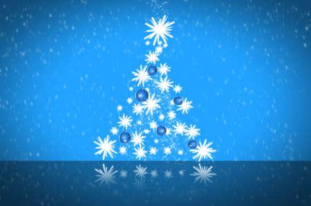 Christmas background Stock Photo - 8421609