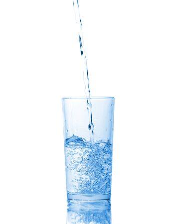 welling: Spruzzi d'acqua nel bicchiere