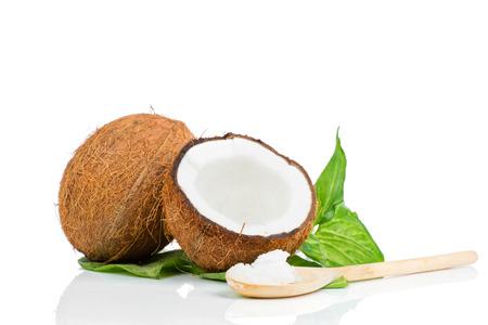 noix de coco: Noix de coco Banque d'images