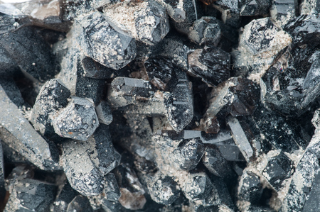 mineral: Magnetite mineral