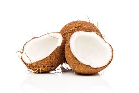 Coconuts Foto de archivo
