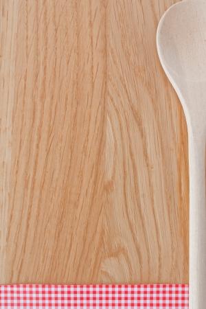 wooden spoon photo