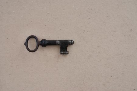 old key photo