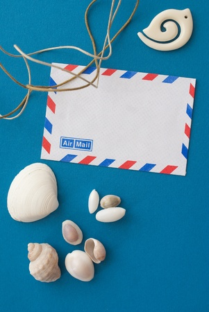 by air mail: Correo a?reo