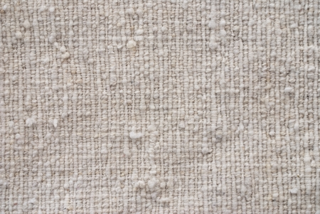 Raw wool fabric texture