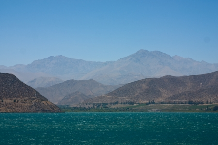 Landscape of Chile photo