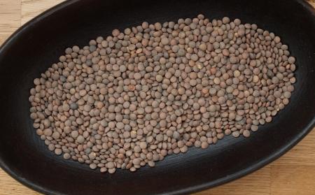 Brown Lentils photo