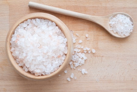 sea food: Himalaya Salt