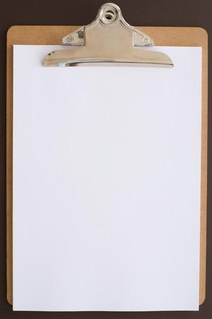 clipboard Standard-Bild