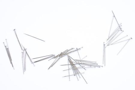needles Stock Photo
