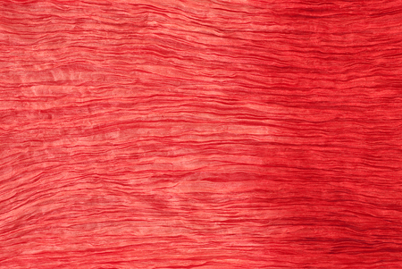 fine red silk texture photo