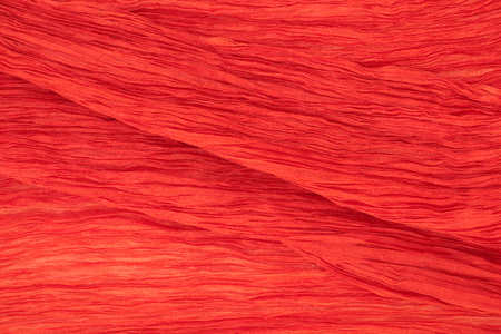 fine red silk texture Banque d'images