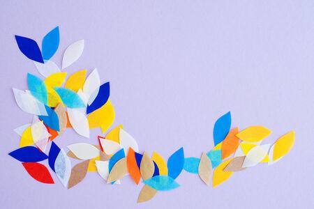 paper petals photo