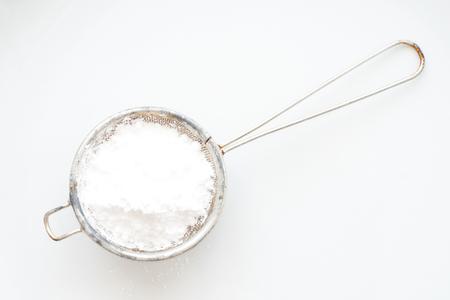 sugar powder photo