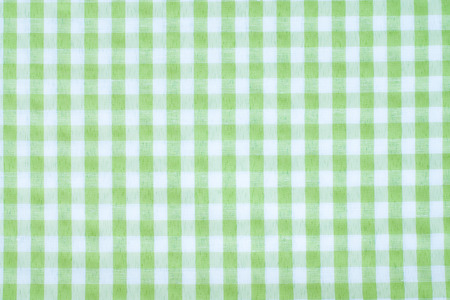 close p: checkered cotton