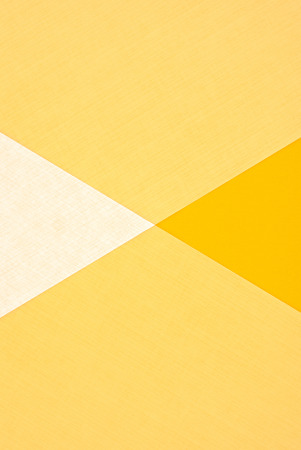 business invitation: Yellow paper - abstract background