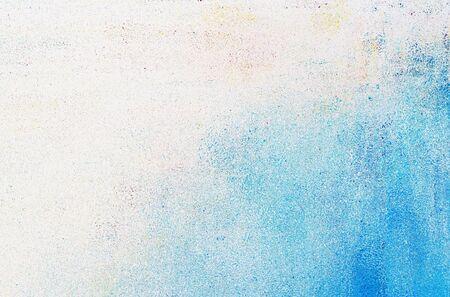 aquarel: blue watercolors - splash illustration