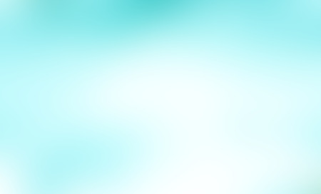 aqua background: magic blue blur abstract background