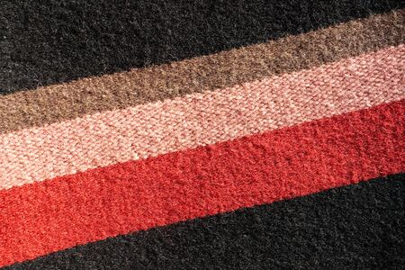 woolen: black and red woolen background