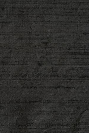 black silk: black silk