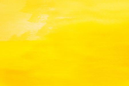 intense: intense yellow watercolors