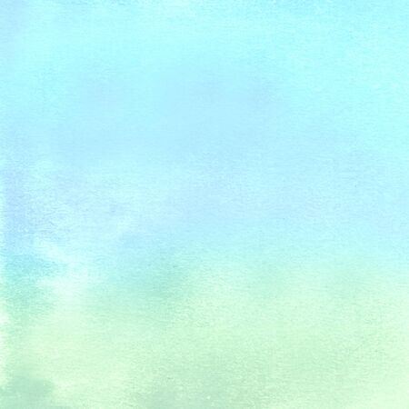 spring balance: watercolored paper texture - abstract paper background Stock Photo