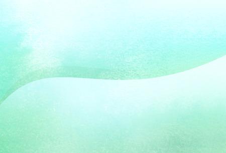 colores pastel: acuarelas pastel - ola digital en fondo de papel Foto de archivo