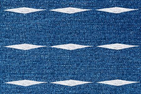jeans texture: estampado geom�trico en los pantalones vaqueros de textura