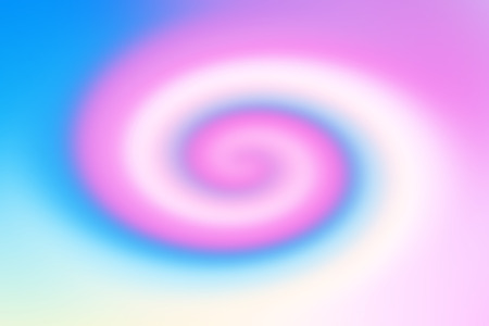 rainbow colors: colorful swirl - abstract graphic design background