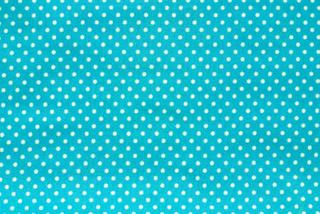 polka dot fabric: Blue polka dot fabric - textured background