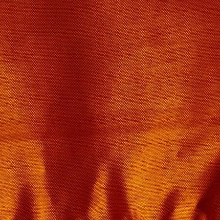 cupper: close up of raw silk