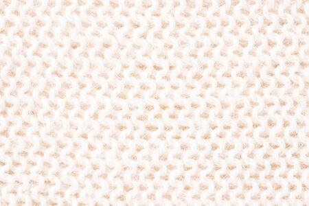 close up of woolen texture - textile background