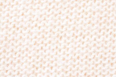 close up of woolen texture