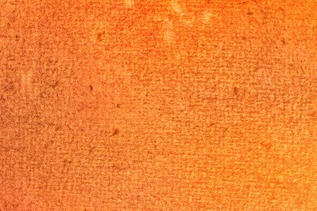 abstract backround: orange watercolors on textured paper - abstract backround