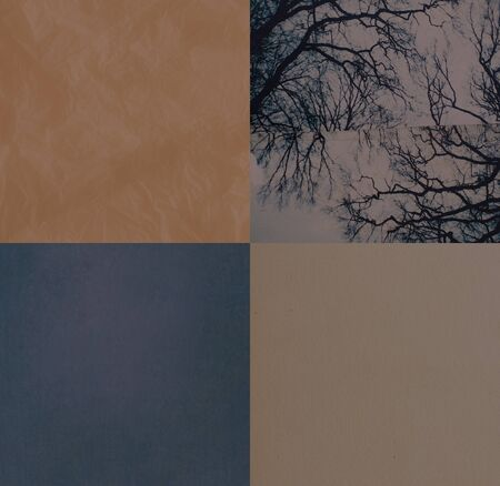 taupe: brown abstract background - color shading texture Stock Photo