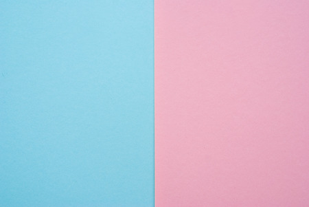 pink and blue paper design - abstract background - close up of textured paper