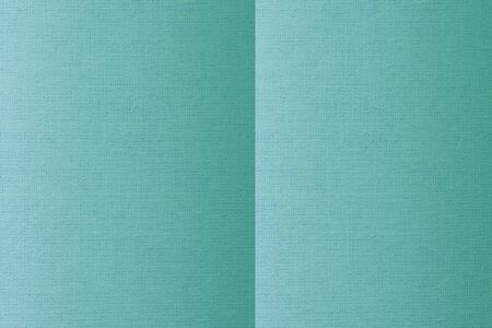 close up of linen textile trend color design background Stock Photo
