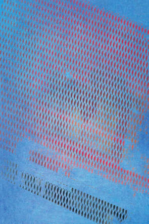digital printing: graphic design - minimalistic abstract background - textured paper surface