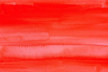 intense: intense red watercolors on textured paper surface - design element - abstract background