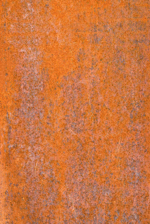 oxidized: oxidized material - close up of a textured oxidized surface