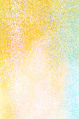 oxidized: bright colorful oxidized material - close up of a textured surface oxidized background design Stock Photo